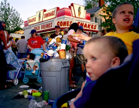 Too Long at the Fair, McArthur, Ohio, 2004