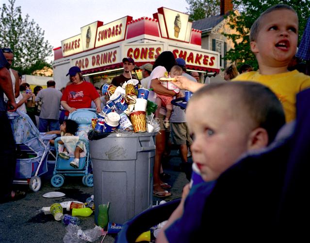 Too Long at the Fair, McArthur, Ohio, 2004