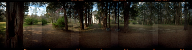 William Faulkner's Rowan Oak, Oxford, MS, 2007