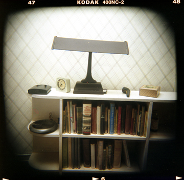 William Faulkner's Bedside Table, Oxford, MS 2007