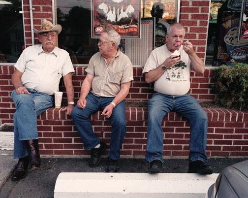 Dairy Queen, Romney, WV 2007