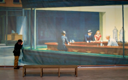 Edward Hopper at the National Gallery of Art