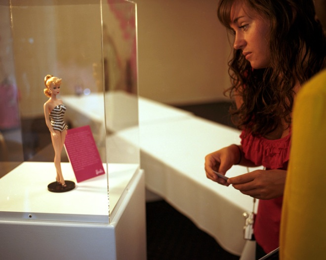 World's Most Expensive Barbie © Susana Raab 2009