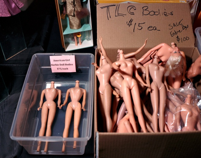 Whatever Happened to Barbie Jane? © Susana Raab 2009