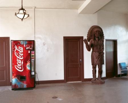 Chief Coca-Cola © Susana Raab 2009