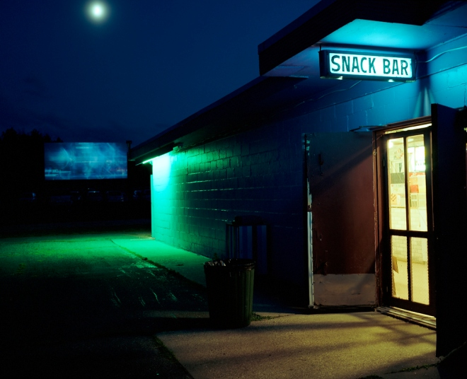 Snack Bar, Double-Feature © Susana Raab 2009