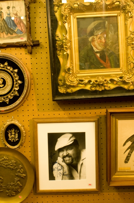 Dom Deluise and Old Masters