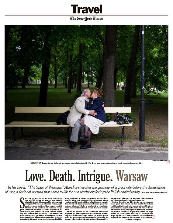 Lovers, Warsaw © Susana Raab 2009