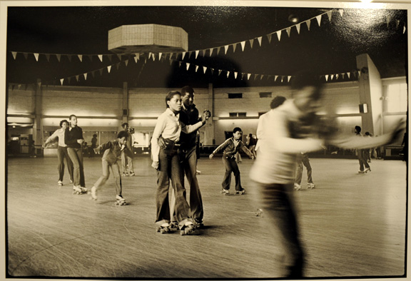 National Roller Rink, Kalorama and 17th St NW © Paul Feinberg