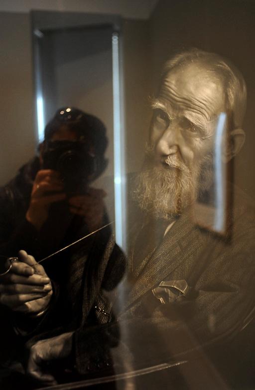 George Bernard Shaw © Yousef Karsh