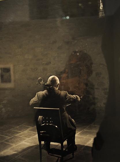 Pablo Casalis © Yousef Karsh
