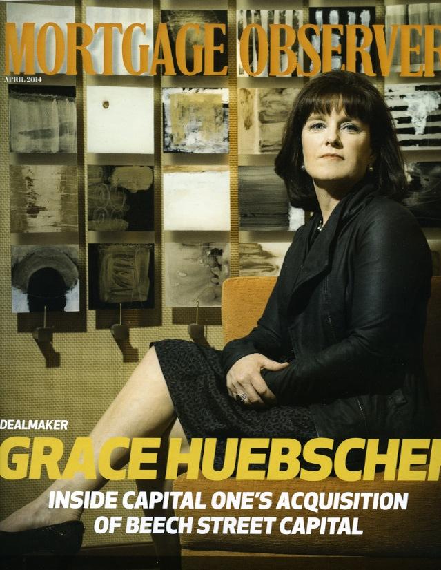 Grace Huebscher for Mortgage Observer
