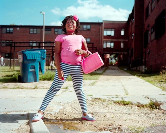 Zaniya of Simple City, 50th St NE, Washington, DC